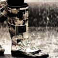 休日の雨の日にチャットインする
